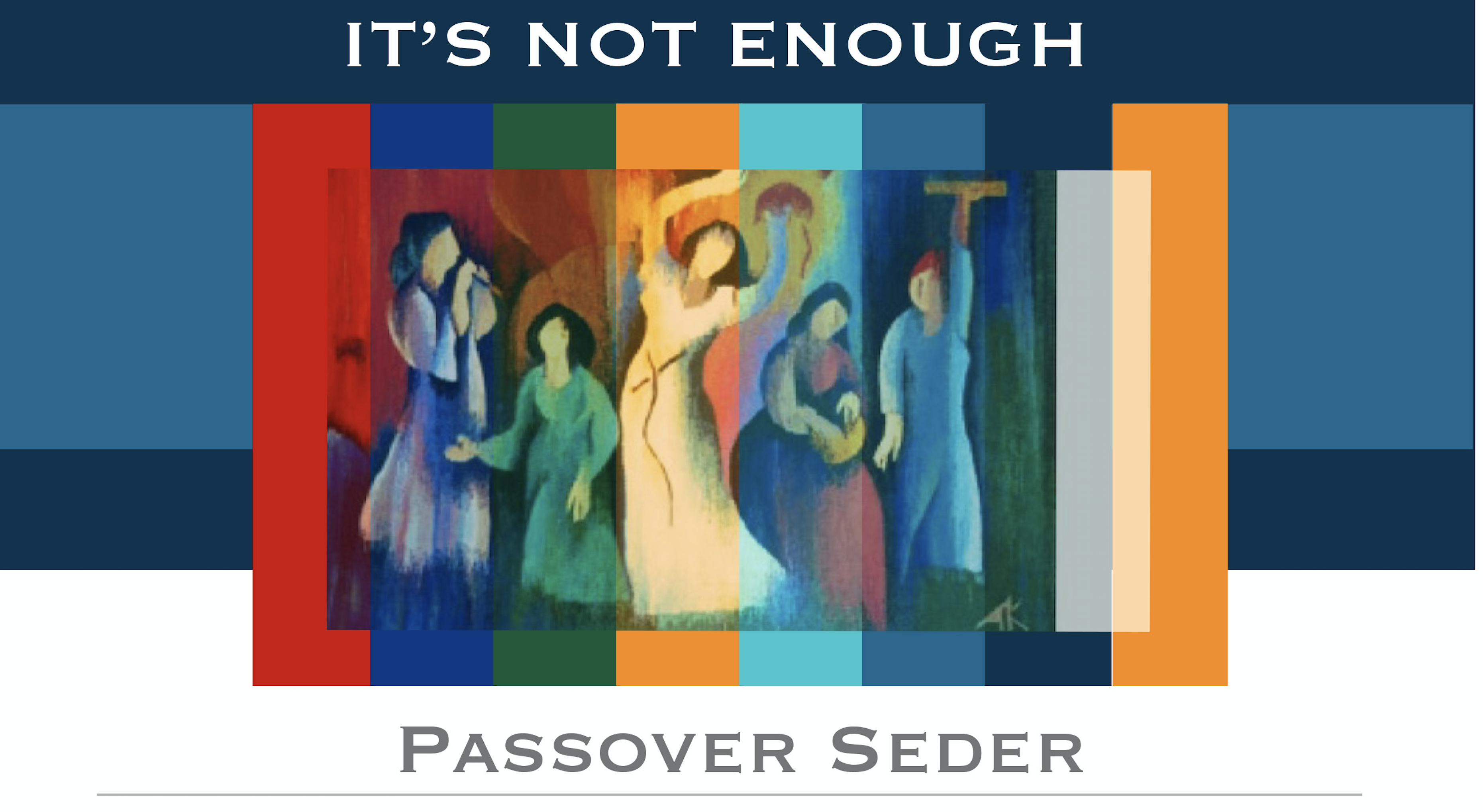 Save the Date : Passover Seder Experience