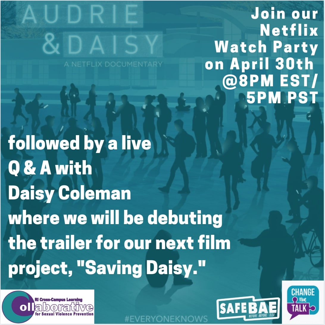 Audrie and Daisy graphic