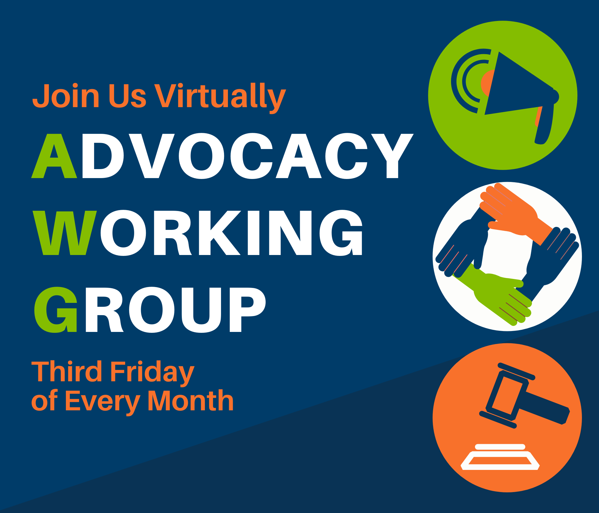 Virtual Advocacy Working Group