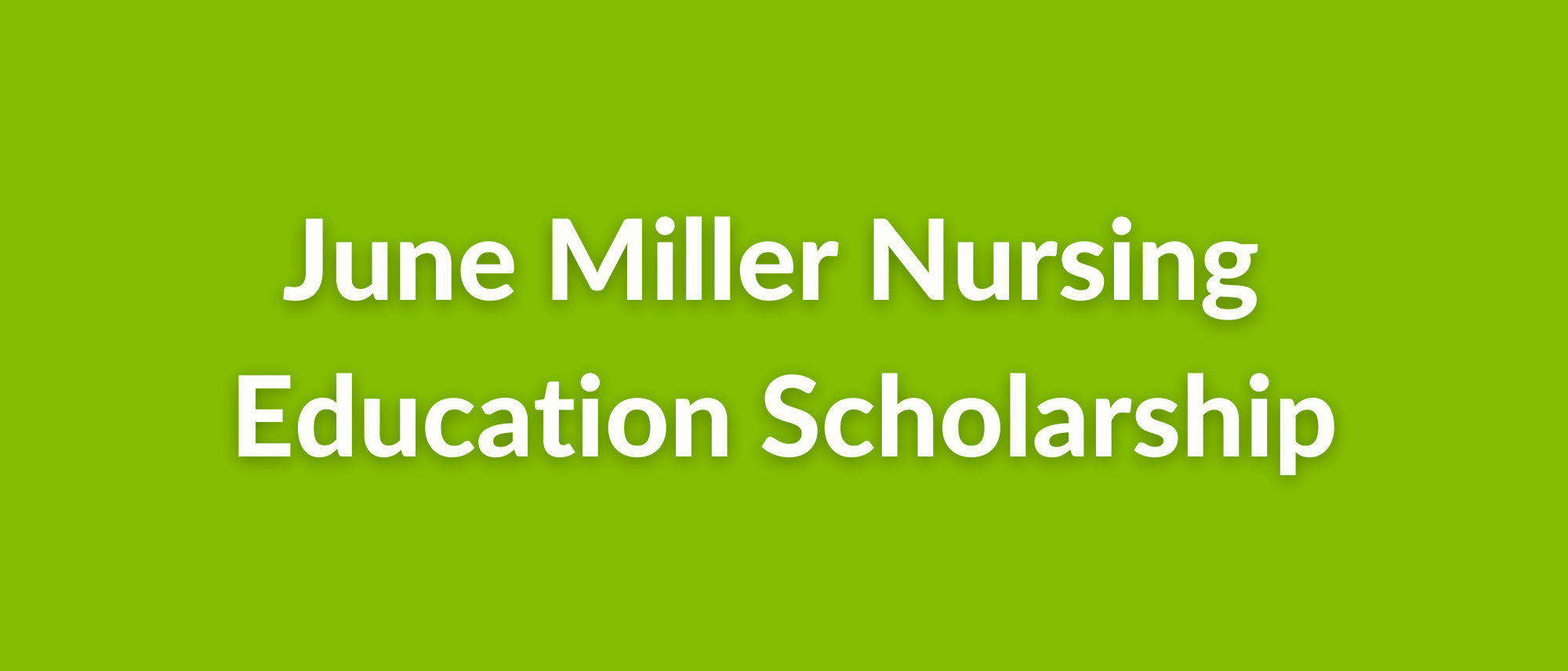 The Edith Lawrence and Frances Lawrence Teller Vocational Student Scholarship (5)