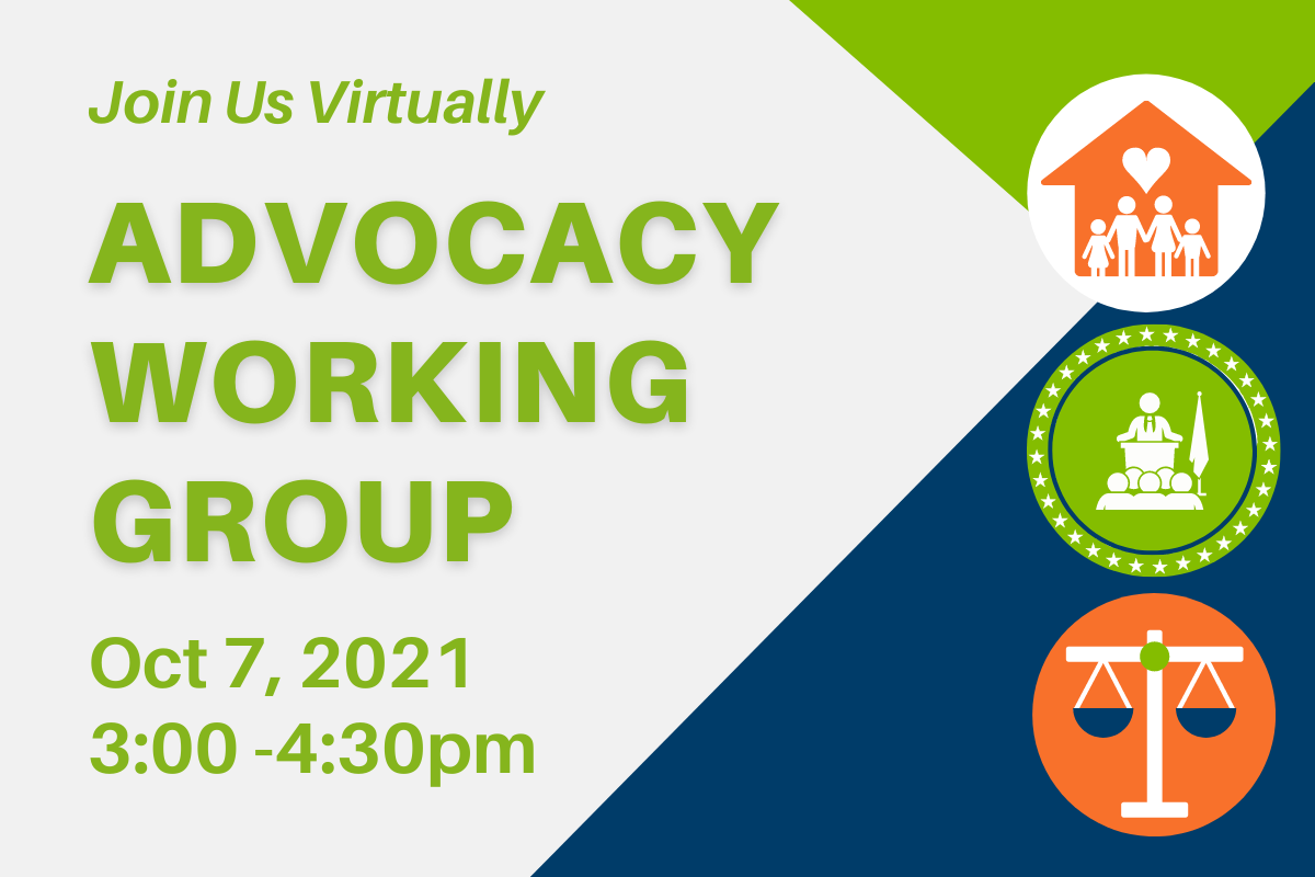 Advocacy Working Group - October