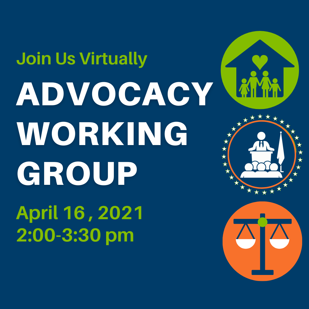 Advocacy Working Group - April