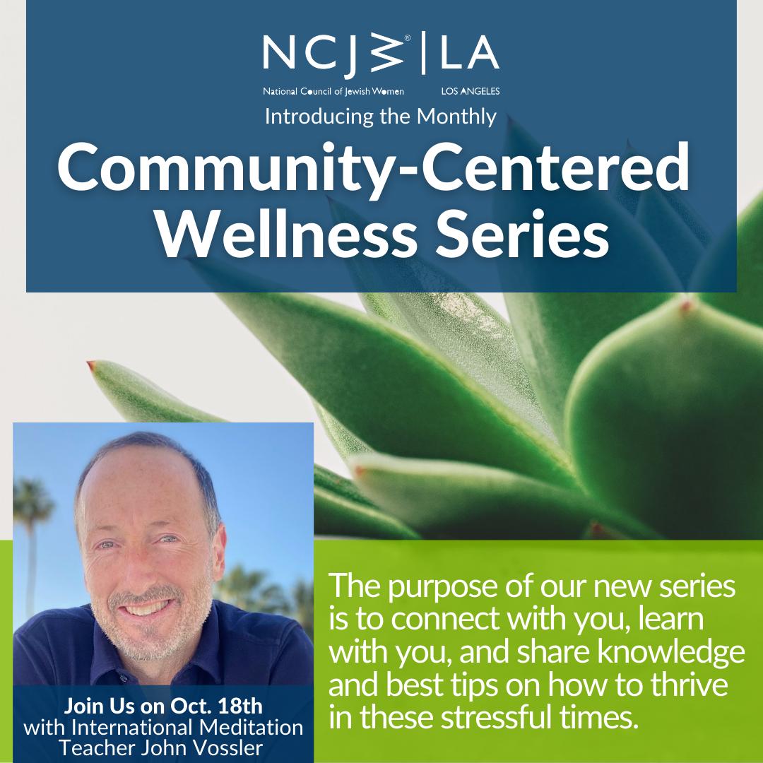 Community-Centered Wellness Series