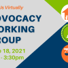 Advocacy Working Group - June
