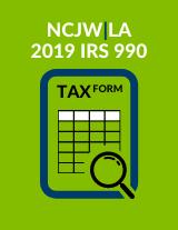 2019 IRS 990