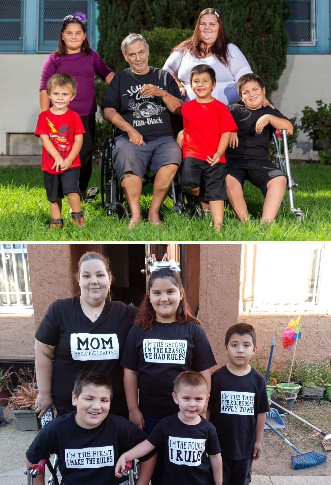 """The [rental] assistance helped me go day by day, pay what I can, and keep my kids healthy. Thank you!"""" (5)"""