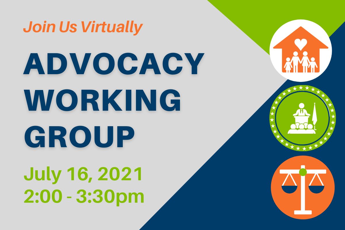 Advocacy Working Group - July